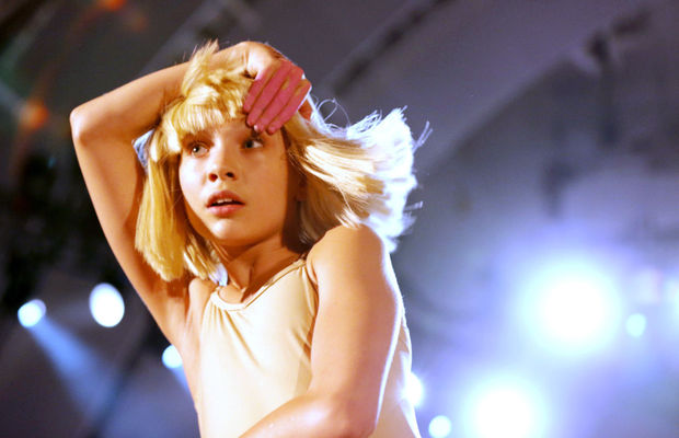 Grammys 2015 sia performs chandelier madd sia aloadofball Gallery