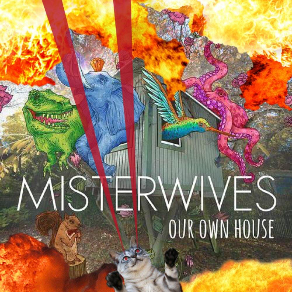 Misterwives hurricane audio for House music cover